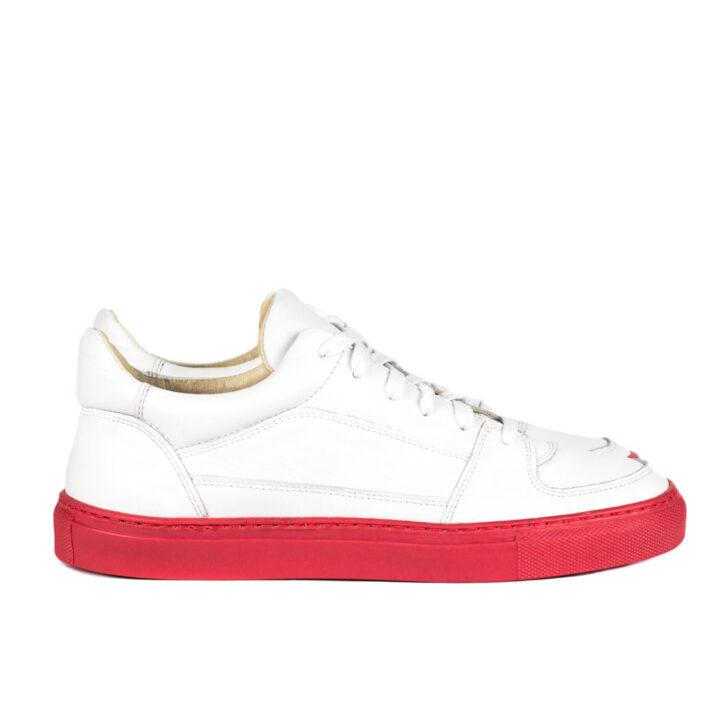 CRONY WHITE/RED